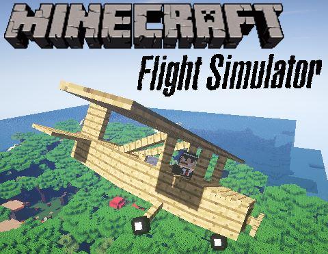 Flight Simulator для Minecraft 1.9