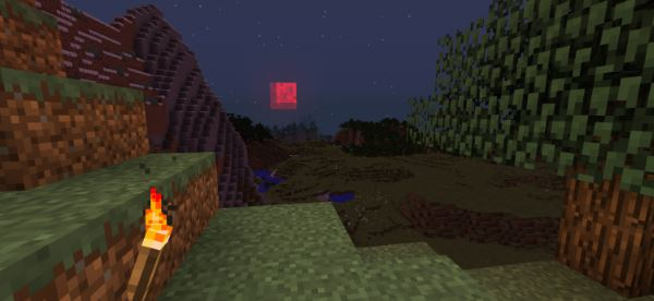 Blood Moon для Minecraft 1.9