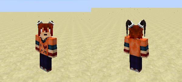 TwinTails для Minecraft 1.9