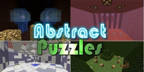 Abstract Puzzles для Minecraft 1.8.9