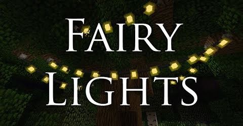 Fairy Lights для Minecraft 1.8