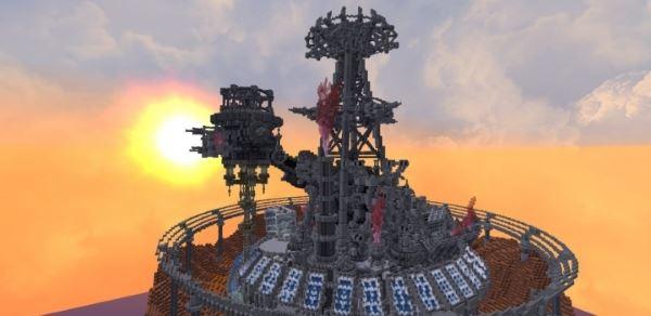 Gastown для Minecraft 1.8.9