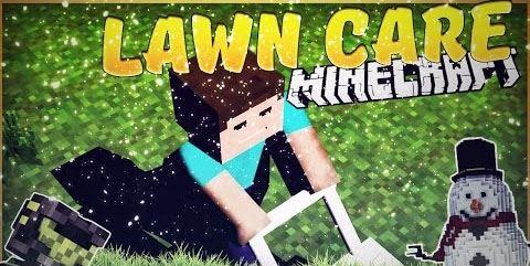 Lawn Care для Minecraft 1.8.9