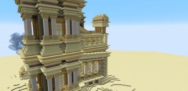 The Azul Manor для Minecraft 1.9