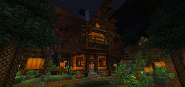 PumpkinPack для Minecraft 1.9