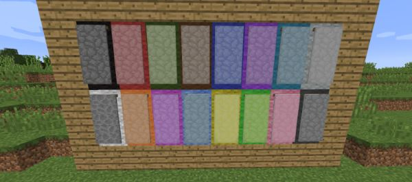 Additional Banners для Minecraft 1.9