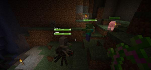 Neat для Minecraft 1.9