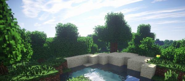 Better Foliage для Minecraft 1.8.9