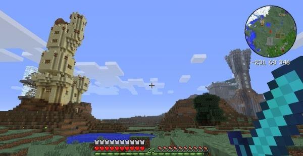 Mapwriter 2 для Minecraft 1.9