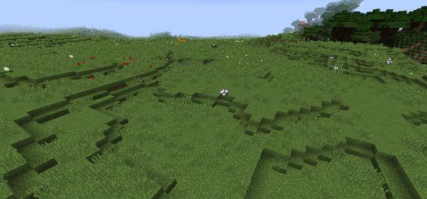 Building Bricks для Minecraft 1.8.8