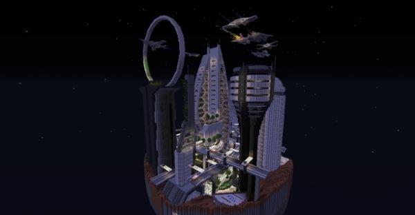 The last piece of mars для Minecraft 1.8.9