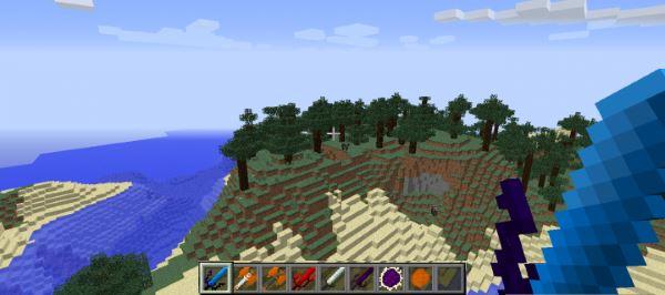 Pyrox's Weaponary для Minecraft 1.7.10