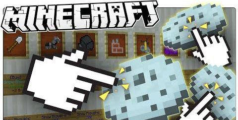 Snow Shoveler для Minecraft 1.8.9