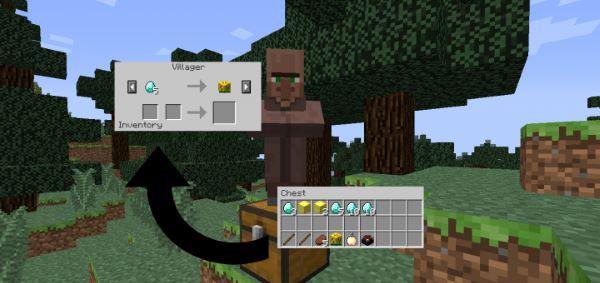 Custom Trades для Minecraft 1.8