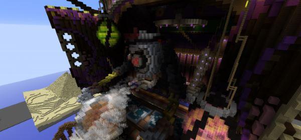 Bohemian Nightmare для Minecraft 1.9