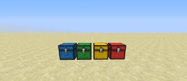 CompactChests для Minecraft 1.9