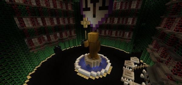 Hogwarts для Minecraft 1.8.9