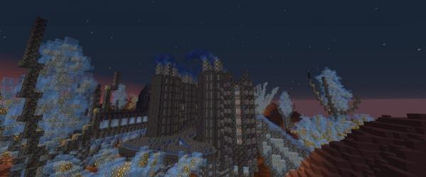 The Hidden Station для Minecraft 1.8.9