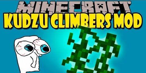 Kudzu Climbers для Minecraft 1.8