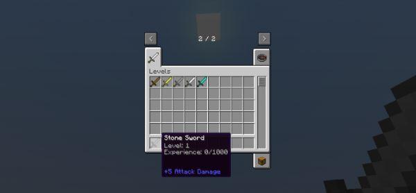 Levels для Minecraft 1.7.10