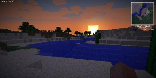 Time-speed для Minecraft 1.9