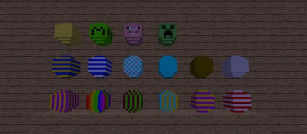 EasterEgg для Minecraft 1.8.9