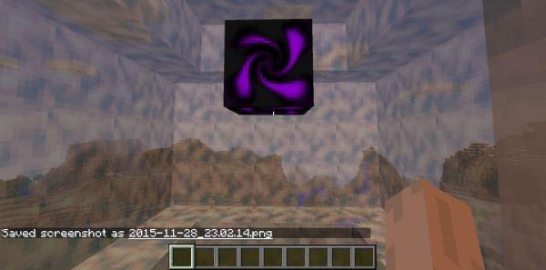 Wormholes для Minecraft 1.7.10
