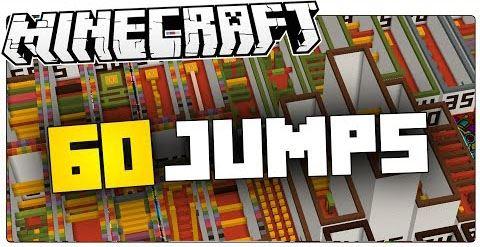 60 Jumps для Minecraft 1.8.9