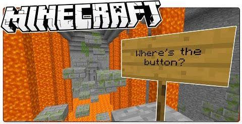 Buttons для Minecraft 1.8.9