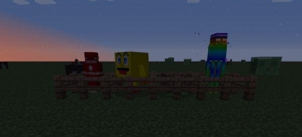 Rideable Mobs для Minecraft 1.7.10