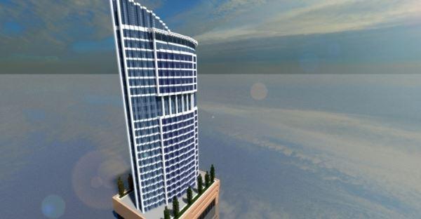 Tamani Hotel at Park Lane для Minecraft 1.8.9
