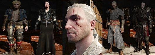 Geralt Human Doppler v 1.5 для Ведьмак 3