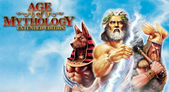NoDVD для Age of Mythology: Extended Edition v 2.3