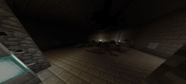 So Small Map - карта на прохождение для Minecraft 1.8.9