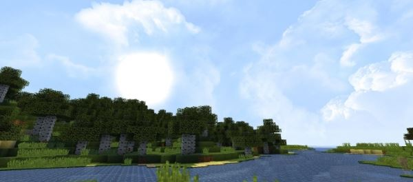 Dramatic Skys для Minecraft 1.8.9