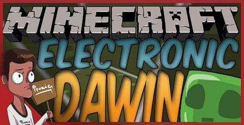 Electronic Dawin для Minecraft 1.8.9