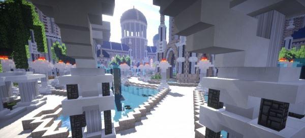 Castellum Romanorum для Minecraft 1.8.9