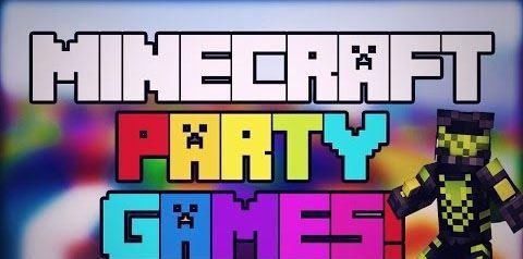 Party Games для Minecraft 1.8.9