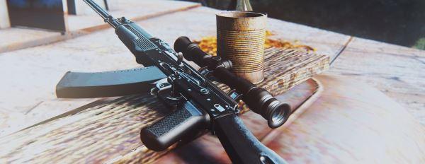 Модульная винтовка