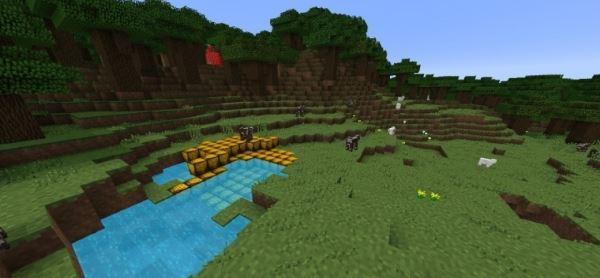 Shovel Knight для Minecraft 1.8.9