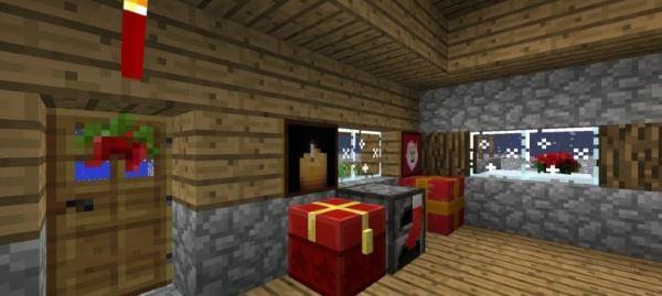 Tobycraft Vanilla Christmas для Minecraft 1.8.9