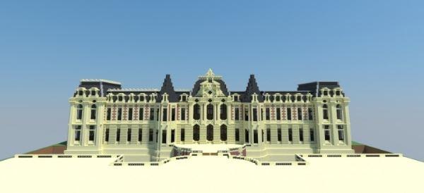Chateau Louis XIII для Minecraft 1.8.9