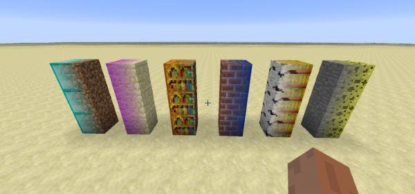 MalisisBlocks для Minecraft 1.8