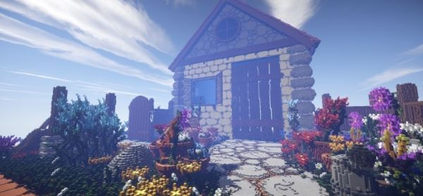 Humble Homestead для Minecraft 1.8.9