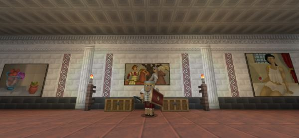 Ancient World для Minecraft 1.9.2