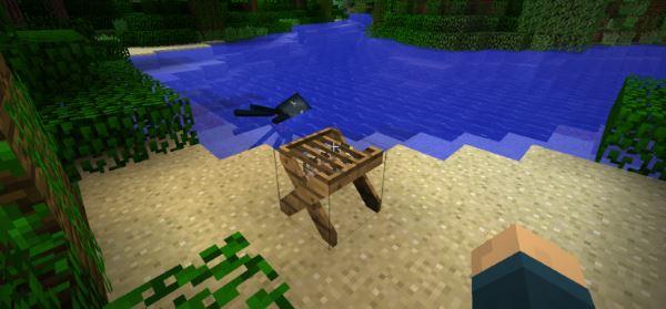Survivalist для Minecraft 1.9