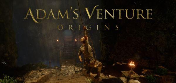 NoDVD для Adam's Venture: Origins v 1.0