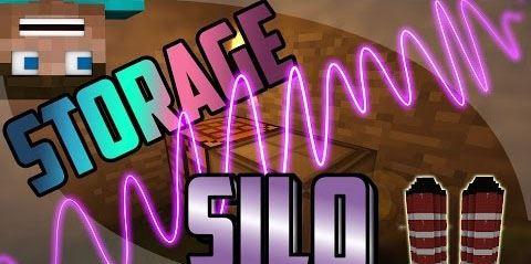 Storage Silo для Minecraft 1.9