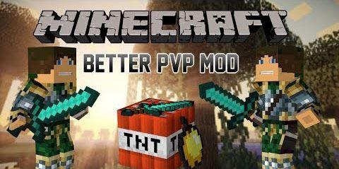 Better PvP для Minecraft 1.9
