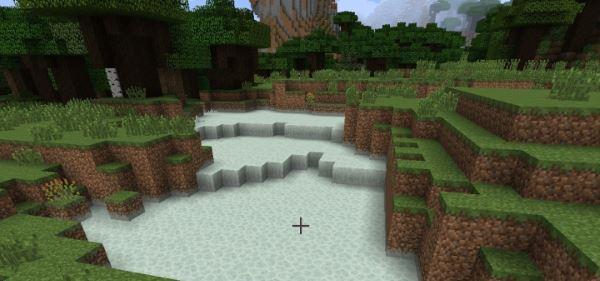 Salty для Minecraft 1.9